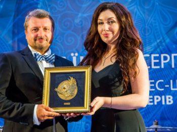 Церемонія нагородження лідерів економіки країн-учасниць Союзу Національних бізнес-рейтингів